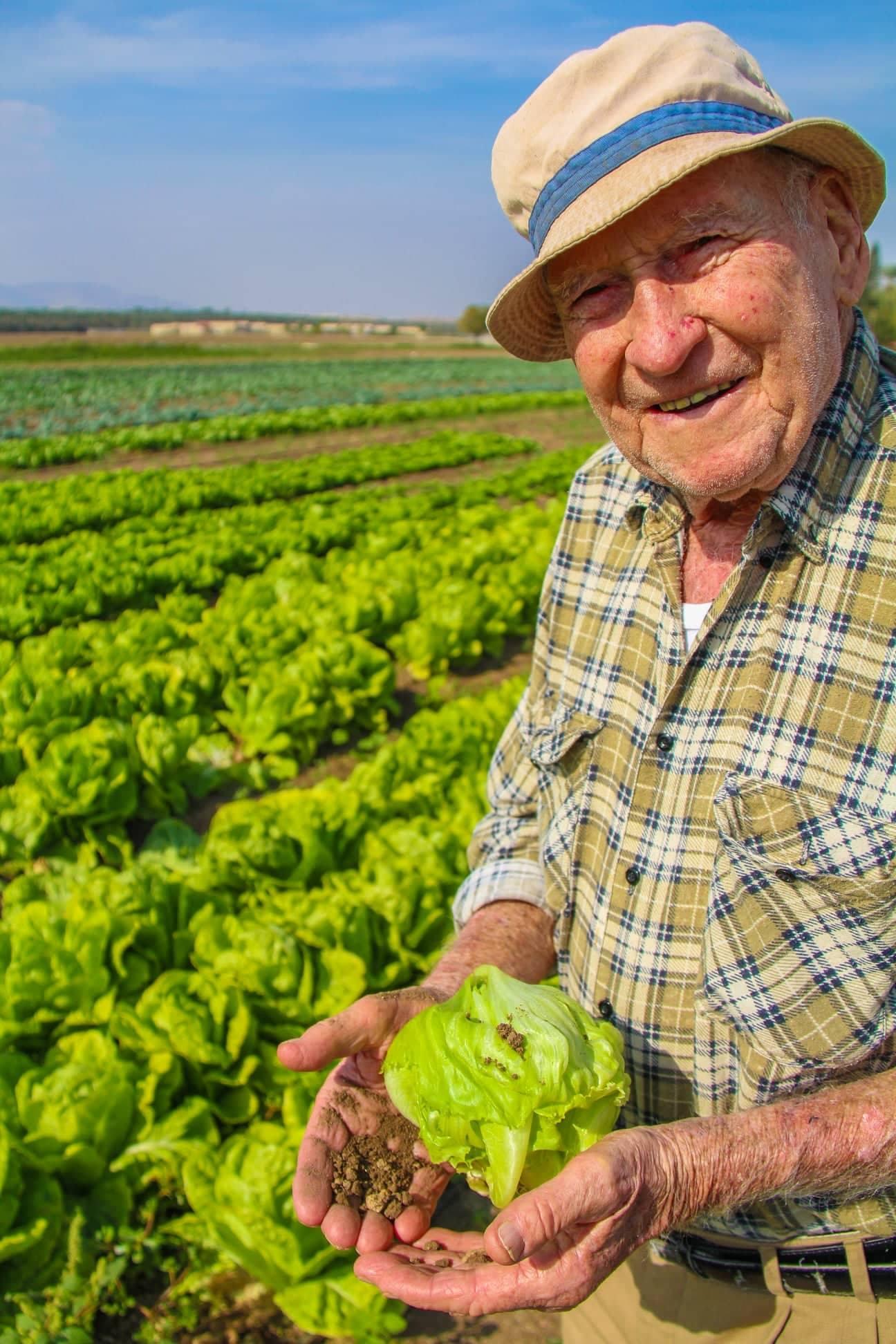 מוגן: חקלאות אורגנית